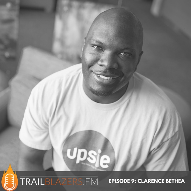 TB 09: Clarence Bethea, CEO of Upsie, a Warranty Provider and Mobile App
