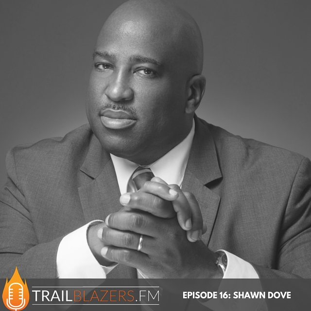 TB 16: Shawn Dove, CEO of the Campaign for Black Male Achievement
