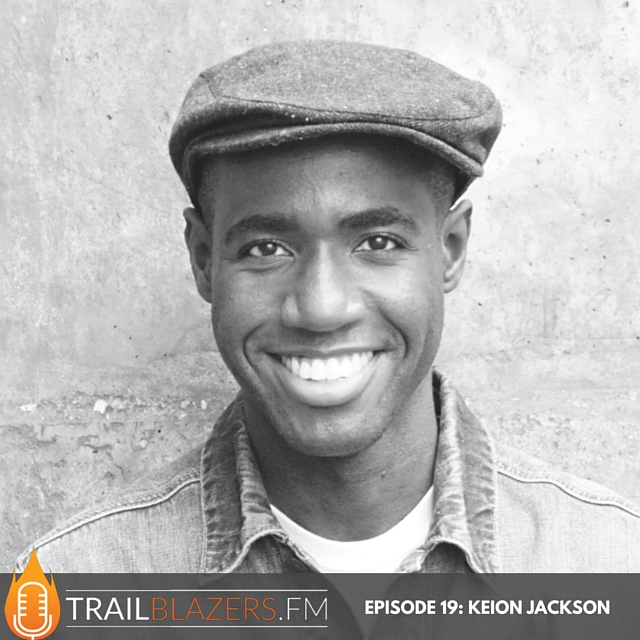 TB 19: Keion Jackson: Author, Creative Writer & Playwright