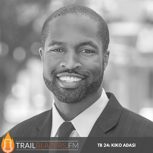 TB 24: Koki Adasi, College Basketball Player Turned Successful Realtor & Leader