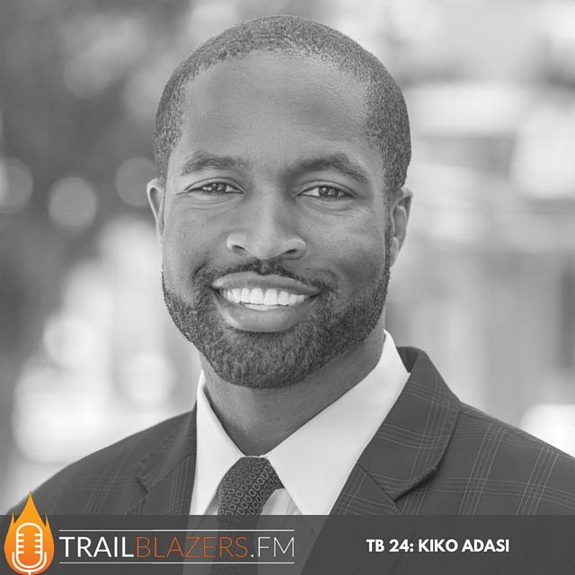 TB 24: Koki Adasi, College Basketball Player Turned Successful Realtor & Leader