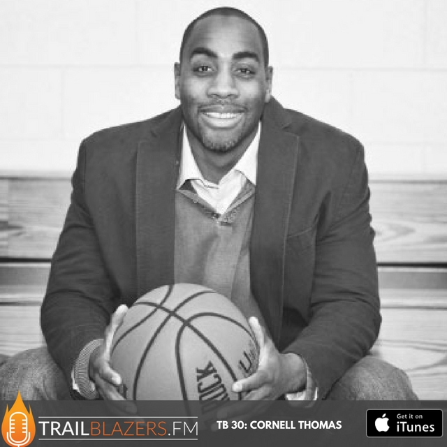 TB 30: The Power of Positivity with Cornell Thomas