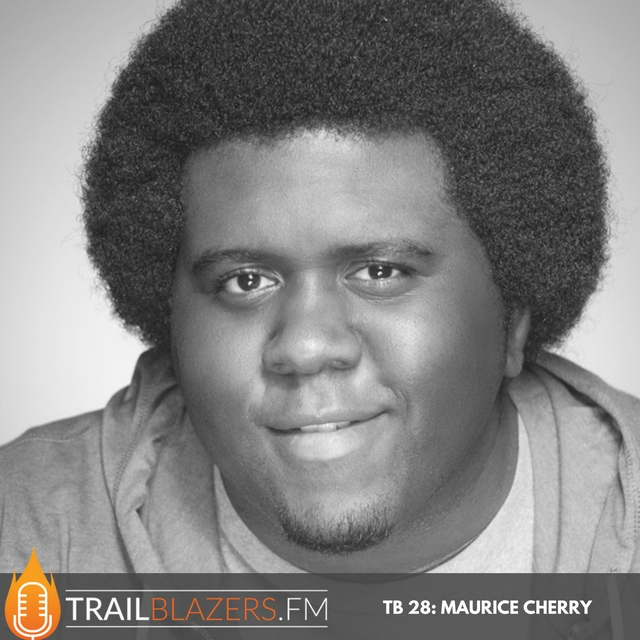 TB 28: Maurice Cherry on Why Your Brand Identity is So Valuable