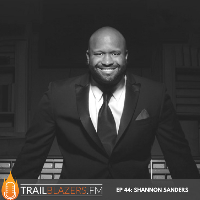 TB 44: Life lessons from Grammy, Emmy and Dove Award Winning Producer Shannon Sanders