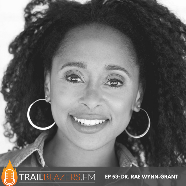 TB 53: CBC Scientist Dr. Rae Wynn-Grant Shares Why It's Cool To Love Science, Bears and Lions