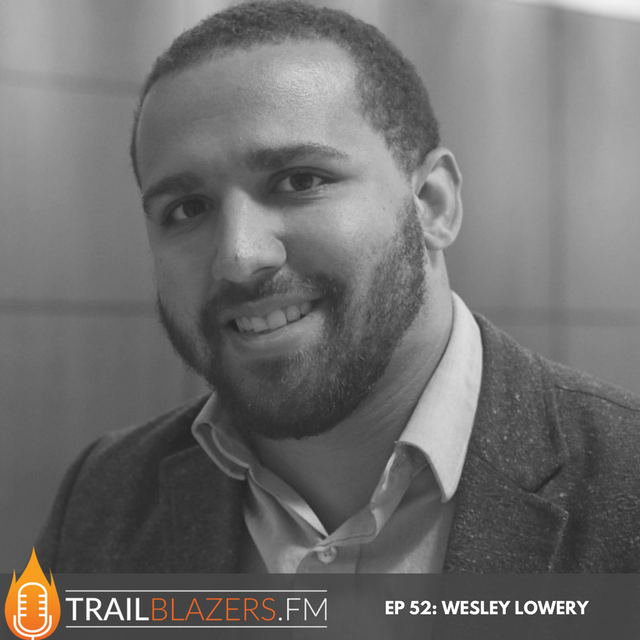 TB 54: Pulitzer Prize Reporter Wesley Lowery on America's Racial Justice Movement