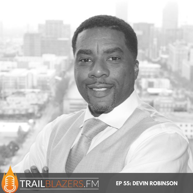 TB 55: Devin Robinson on The Mindset Needed To Succeed As A Black Entrepreneur