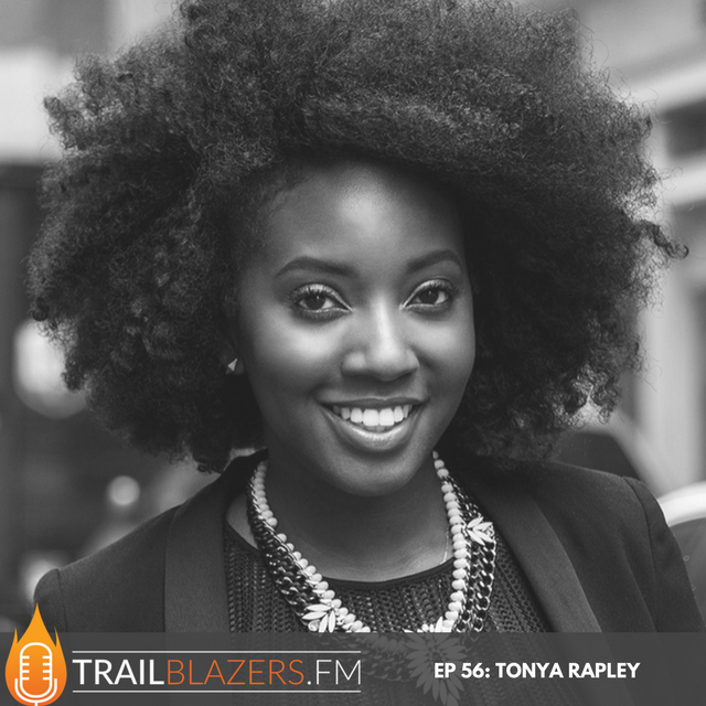 TB 56: Nationally Recognized Millennial Money Expert Tonya Rapley Talks Money, Credit and Financial Planning