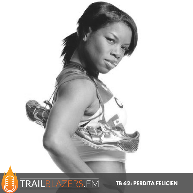 TB 62: Canadian World Champion and Two Time Olympian Perdita Felicien