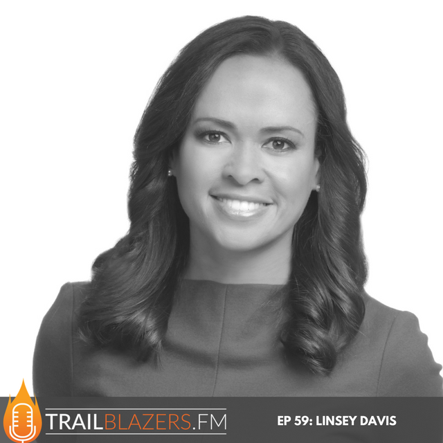 TB 59: Emmy Award Winner Linsey Davis shares her experiences as an ABC News Correspondent