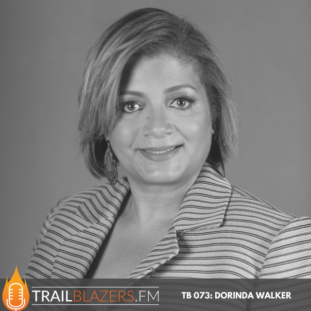073: Dorinda Walker on the Power of Tenacity, Fearlessness and Hard Work