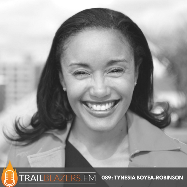 089: Just Change – How to Collaborate for Lasting Impact with Tynesia Boyea-Robinson