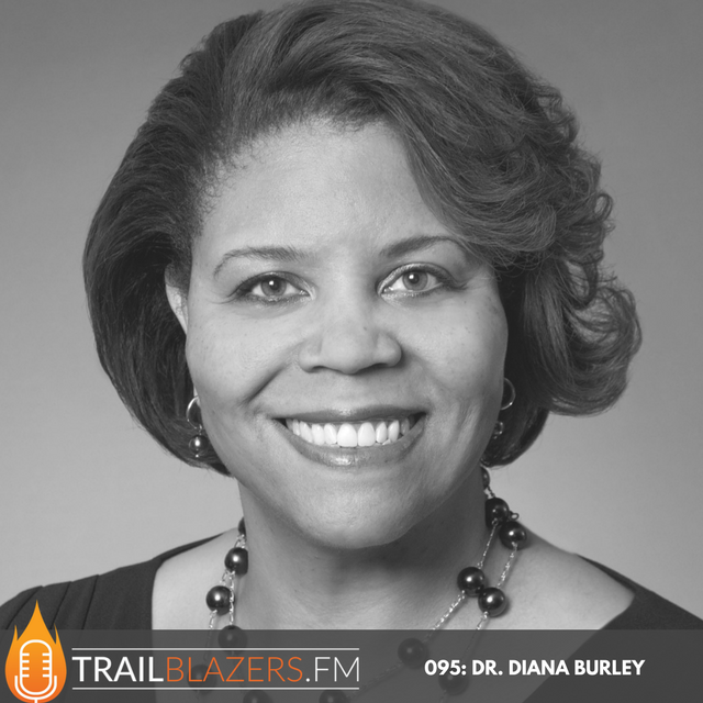 095: Discover the Golden Triad of Cybersecurity with Dr. Diana Burley