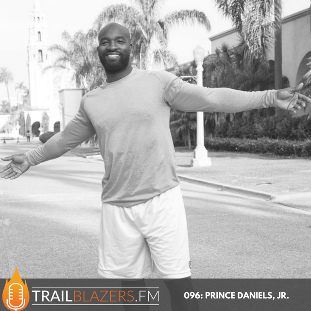096: Ways Mindfulness and Meditation Can Impact Your Life with Prince Daniels Jr.