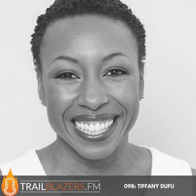 098: The Importance of Disrupting Gender Norms and Embracing an All-In Partnership with Tiffany Dufu