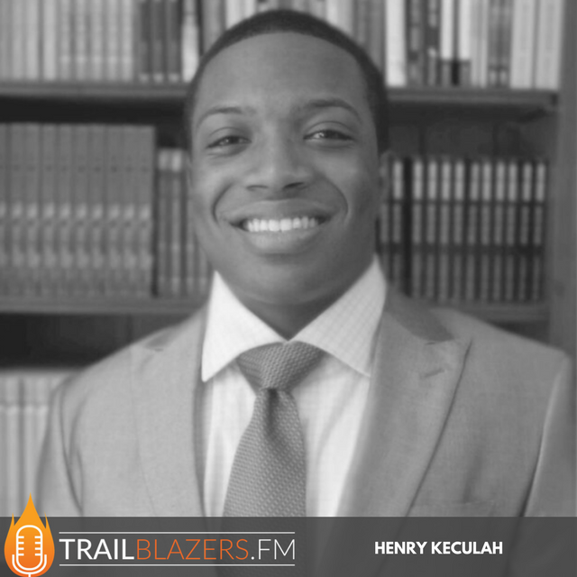 Henry Keculah: If You Trust the Process You Can Accomplish Anything! | 117