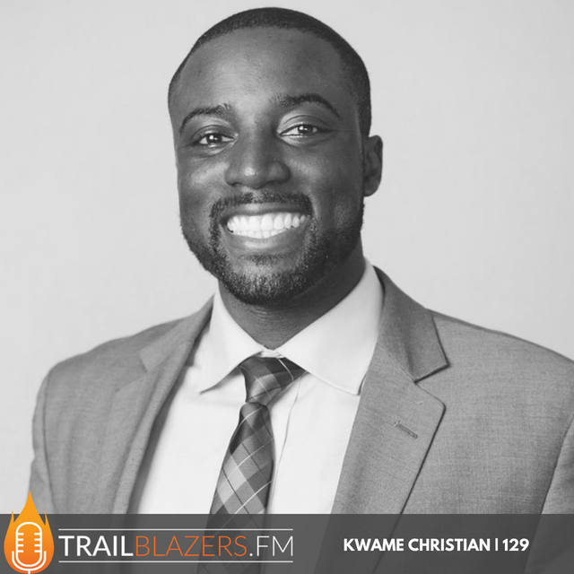 Kwame Christian: How to Use Emotions and Identity [Lessons from a 2 year old] | 129