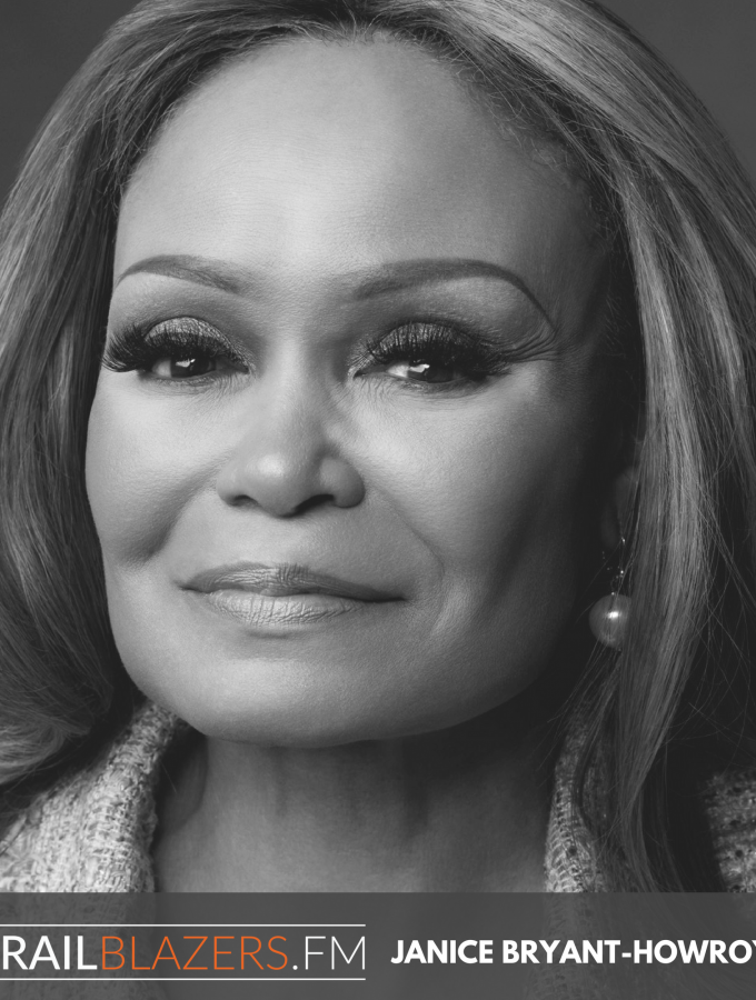 Janice Bryant Howroyd: Giving Yourself Permission To Build Your Billion Dollar Brand | 136